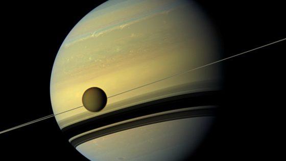 Una vida «diferente» es posible en Titán