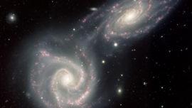Los átomos de nuestro cuerpo proceden de galaxias lejanas