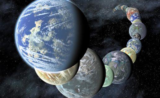Descubren la existencia de Kronos, la estrella devoradora de mundos