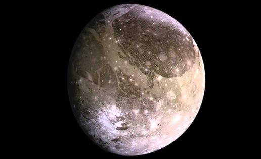 Ganímedes: podría haber vida en el mayor océano del Sistema Solar