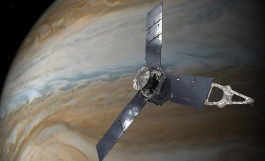 Por qué la nave Juno no está donde debería estar
