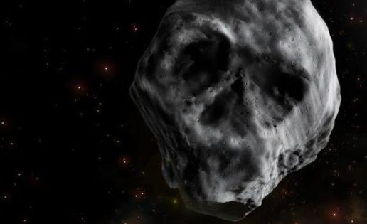 El «asteroide calavera» regresará en 2018
