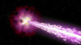 Demuestran que los estallidos de rayos gamma no son señales alienígenas