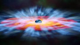 ¡Sorpresa! Los «vientos negros» generan materia