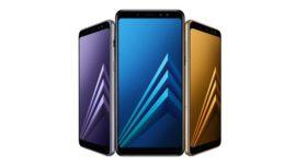 Galaxy A8, el primer «smartphone» de Samsung con doble cámara frontal