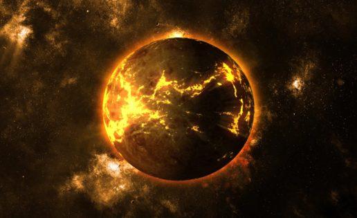 Afirman que una «nube de fuego» creó los océanos