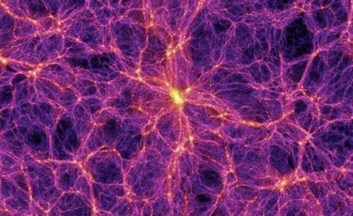 Revelan dónde están y cómo son los filamentos de la «telaraña cósmica»