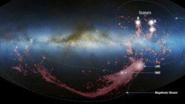 El Hubble descubre quién ganará la «batalla de las Nubes de Magallanes»