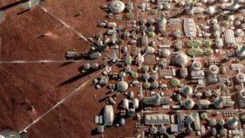 Así pretende Elon Musk construir «múltiples ciudades» en Marte