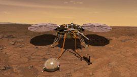 El subsuelo de Marte, ¿más habitable que el de la propia Tierra?