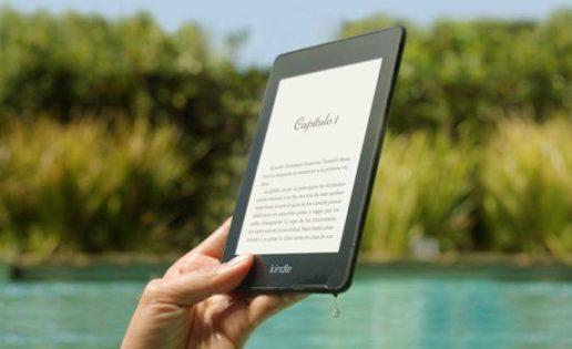 Nuevo Kindle Paperwhite: más ligero y con más memoria