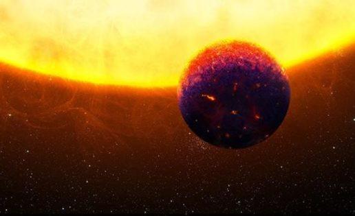 Descubren un planeta hecho de zafiros y rubíes