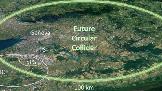 Europa planea la construcción de un «monstruoso» acelerador de partículas más largo que el canal de Panamá
