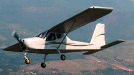 ¿Son seguras las avionetas ligeras?