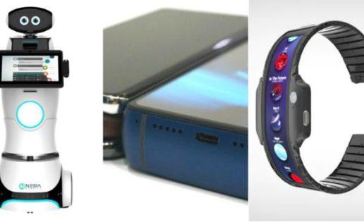 El Mobile World Congress no solo va de móviles: los gadgets e inventos más extraños y curiosos