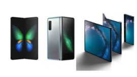 Comparativa entre los móviles flexibles Huawei Mate X y Samsung Galaxy Fold: ¿cuál es mejor?