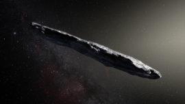 ¿Guarda la Tierra un Oumuamua en su interior?