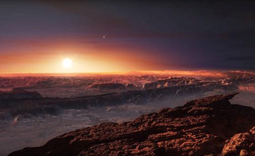 Próxima b, el exoplaneta más parecido y cercano a la Tierra, podría tener un «hermano»