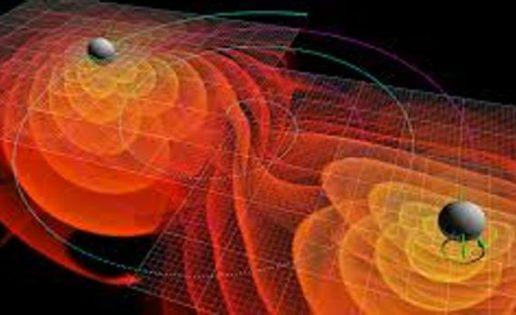 ¡Sorpresa! Las ondas gravitacionales dejan «arrugas» en el espaciotiempo