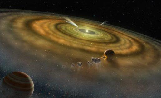 La vida pudo surgir en el Sistema Solar antes que la propia Tierra