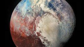 Plutón podría tener un océano subterráneo rico en compuestos orgánicos
