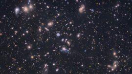 Observan, por primera vez, cómo se producen las mayores colisiones del Universo