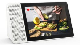 Lenovo entra en la era de los altavoces inteligentes con Smart Display: inteligente… y reversible