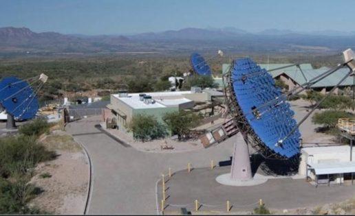 Comienza la búsqueda sistemática de pulsos láser emitidos por civilizaciones extraterrestres