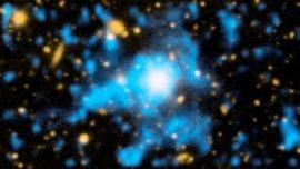 Hay más materia en el espacio intergaláctico que en el interior de las propias galaxias