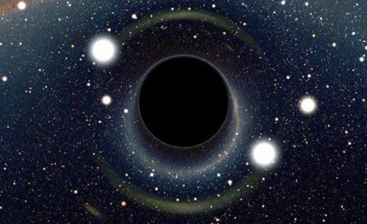 ¿Y si el Planeta 9 fuera, en realidad, un agujero negro?