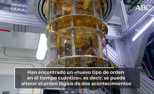 Hallan, durante un experimento, una nueva clase de tiempo cuántico