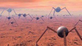 ¿Y si nuestra galaxia estuviera llena de micro máquinas?
