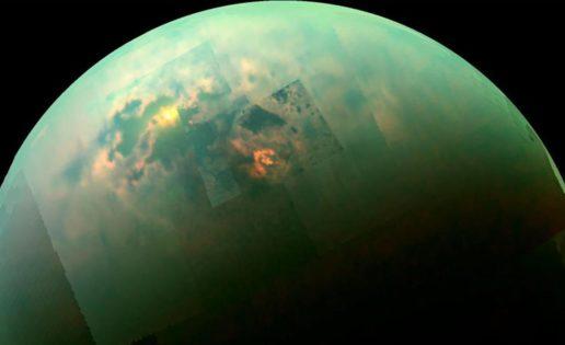 El primer mapa global de Titán revela un mundo muy similar a la Tierra