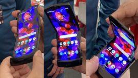 Probamos el Motorola Razr, la pantalla plegable en un móvil realmente útil