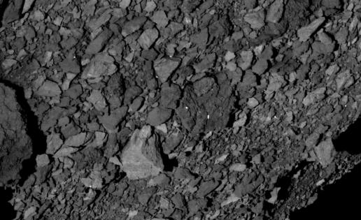 ¿Por qué el asteroide Bennu está lanzando partículas de roca al espacio?