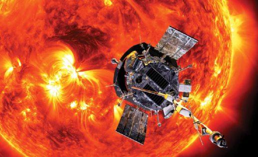 Primeros resultados de la sonda que «tocará» el Sol