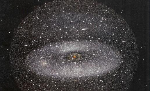 Observan, por primera vez, cómo otras estrellas «lanzan» cometas hacia la Tierra
