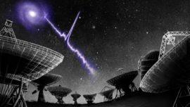 Los astrónomos, desconcertados ante el hallazgo de un estallido rápido de radio en una galaxia como la nuestra