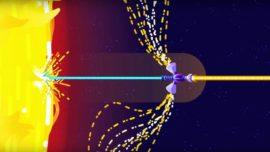 Proponen un «motor estelar» capaz de mover todo el Sistema Solar a cualquier parte de la galaxia