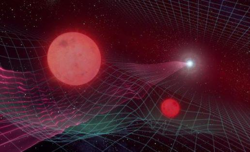 Así ayudaron dos estrellas invisibles a desvelar el misterio de Gaia16aye
