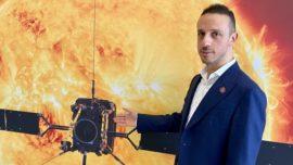 Yannis Zouganelis: «Lo único seguro con el Sol es que no podemos estar seguros de nada»