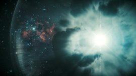 Las explosiones de rayos gamma retroceden en el tiempo… porque sus ondas viajan más deprisa que la luz