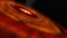 Un planeta podría haber sido «robado» del Sistema Solar