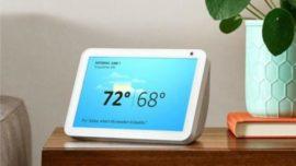 Amazon Echo 8: el miembro de la familia de altavoces inteligentes que faltaba