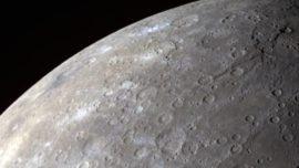 ¿Cómo puede Mercurio tener hielo, si su temperatura alcanza los 400 grados?