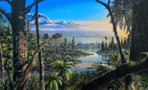 Hallan los restos de una antigua selva tropical cerca del Polo Sur