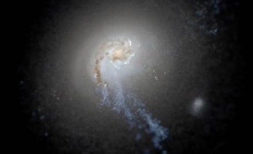 Descubren que la Vía Láctea expulsa estrellas hacia el espacio exterior