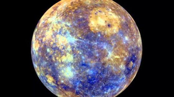 Un gran fragmento de Mercurio podría haber sido expulsado al espacio profundo por el Sol