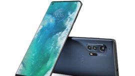 Motorola vuelve a la gama alta de «smartphones» con Edge y Edge+