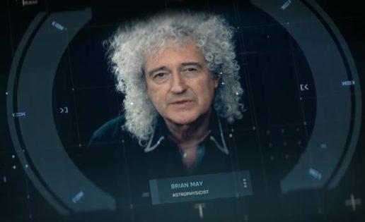 Brian May, guitarrista de Queen, en busca del origen de los asteroides